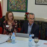 Dr Amine Bensaid a présidé le lancement du programme d'orientation des bénéficiaires américains de la bourse Fulbright