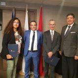 Signature d'une convention de partenariat avec FICOPAM
