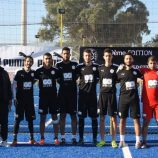 l'équipe Mundia Sport remporte le tournoi de foot OUR'PRO CUP Universities
