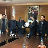 SIGNATURE D'UNE CONVENTION DE PARTENARIAT AVEC l'Université IBN KHALDUN D'ISTANBUL.