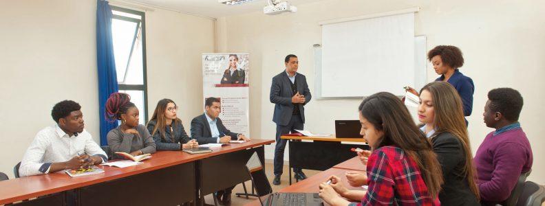 E?tudier le droit dans une universite? prive? au Maroc